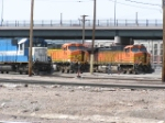 BNSF Service Yard